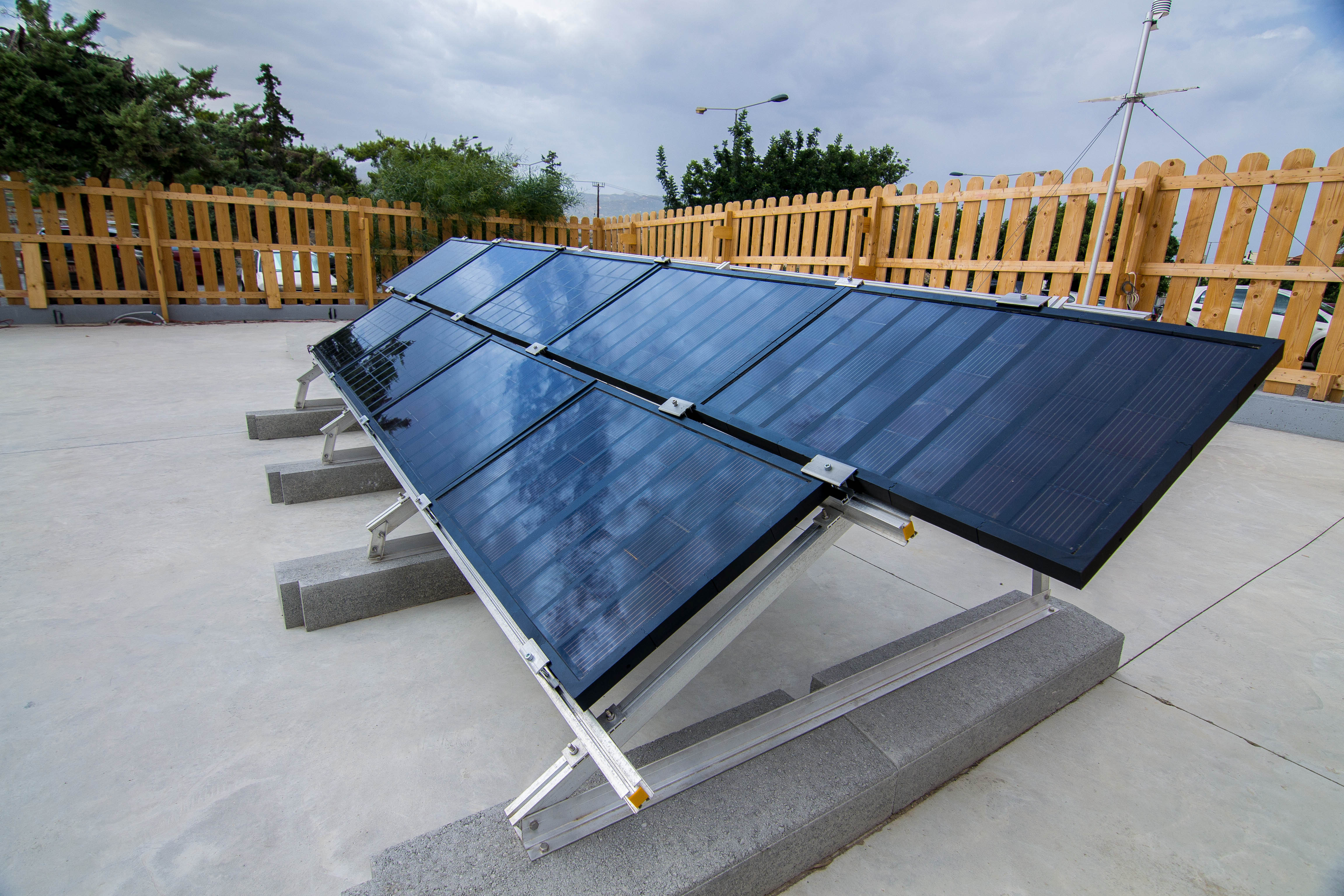World's first graphene-enabled perovskite solar farm trial up and running